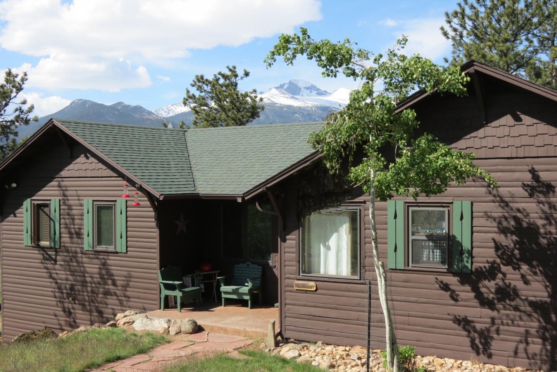NEW! Longs Peak Lookout Cabin